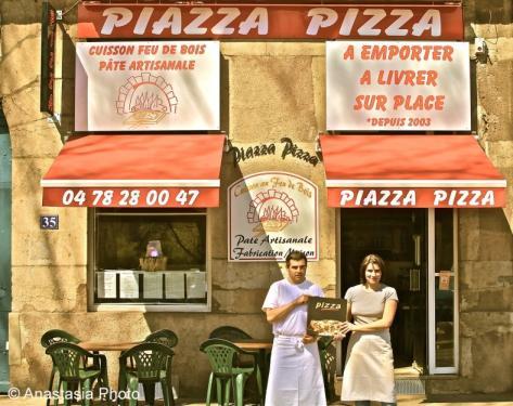 photo pizzeria